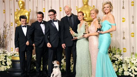 oscar winners best oscars 2012 complete winners list reporter