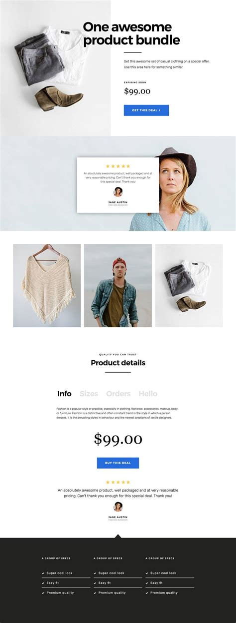 personal landing page template for elementor free 341 best images about one page website templates on