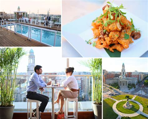 Top Notch Bar by Three Top Notch Hotel Rooftop Bars In Washington D C
