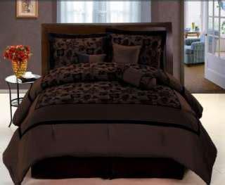chris brown bed set new comforter set palme chenille king chris madden shams skirt