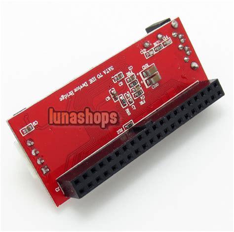 Converter Hardisk Pc Laptop 2 5 Ide Hardisk To Sata Converter Adapter Card