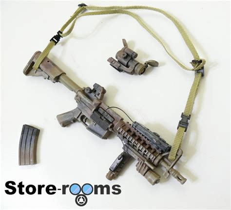 1 6 veryhot navy seal m4 rifle store rooms