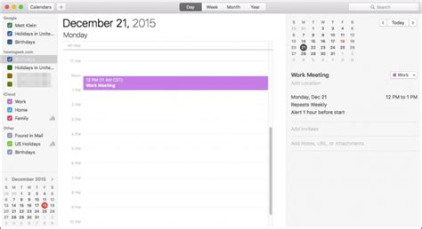 Adding Calendar To Iphone How To Add And Sync Calendars On Mac And Iphone