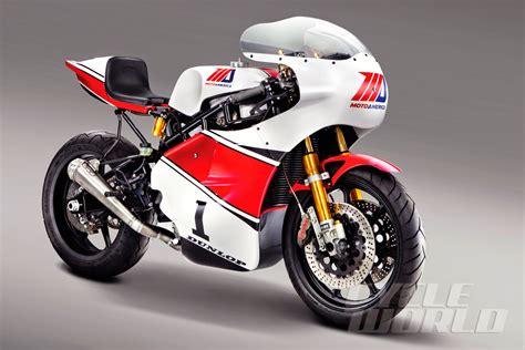 Motorrad Magazin No 11 by Wayne Rainey S Custom Yamaha Rocketgarage Cafe Racer