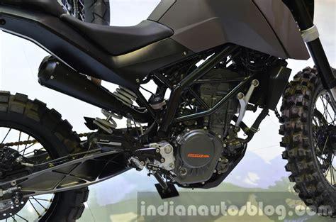 Ktm Auto Expo 2014 by Ktm Duke 200 Custom Engine At 2014 Thailand International