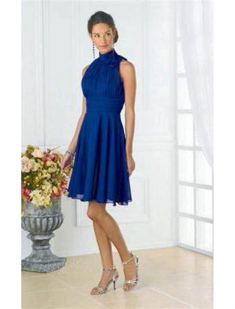abend spektakulaer blaues kleid hochzeitsgast design