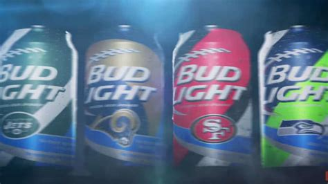 other bud light introduces new cans for 28 nfl teams