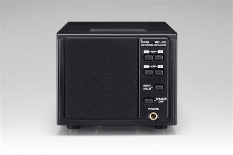 Speaker Icom Sp5 Original Icom icom sp 23 icom ic 756 pro iii accessories at 163 249 00 ham radio