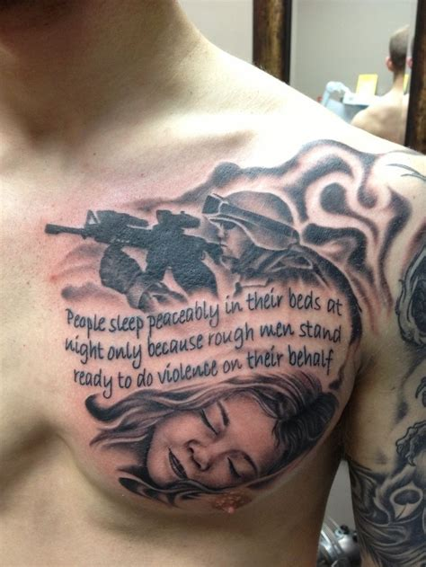 best military tattoos 9 best tattoos to tell our story images on