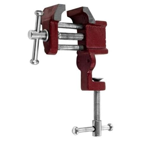 home depot bench vice stalwart portable cl base bench vise 75 tz3025 the