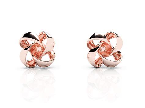 Knot Stud Earring knot stud earrings