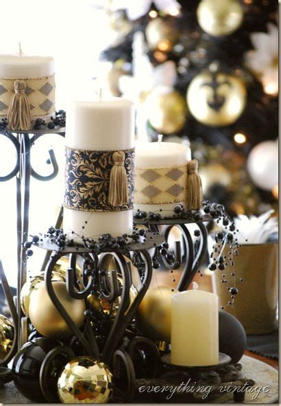 candle decorating ideas with ribbon candles tassels and ribbons on