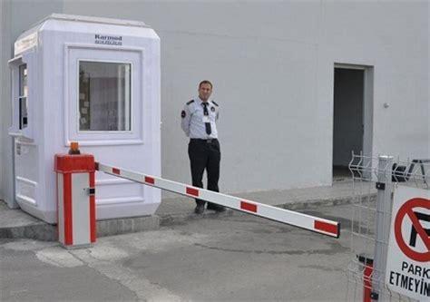 security cabin guard booth in orta mah keban sok no 4