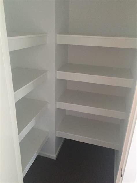 Walk In Cupboard Storage - storage cupboards linen pantry pantry shelving