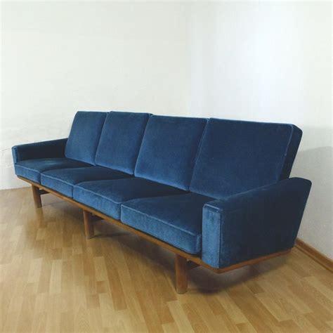 Hans Wegner 236 Sofa by 236 4 Sofa By Hans Wegner For Getama 47967