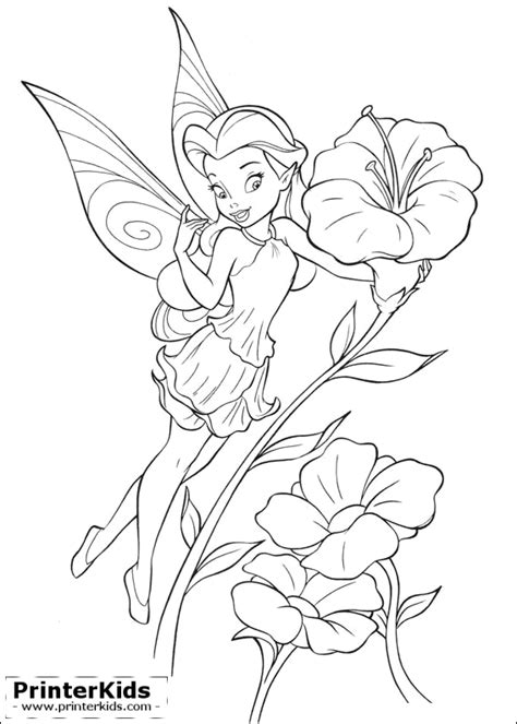 tinker bell coloring pages printable coloring pages tinkerbell fairies coloring pages
