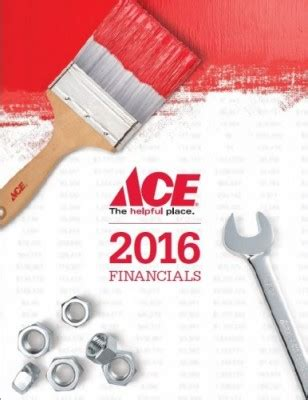 ace hardware indonesia annual report 2016 annual report and financials