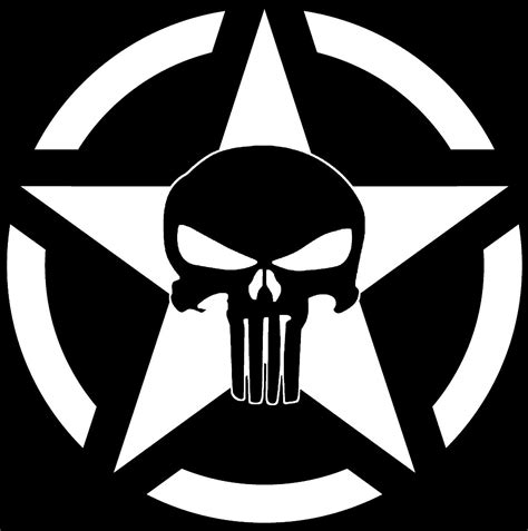 jeep punisher wallpaper jeep punisher skull decal vinyl sticker