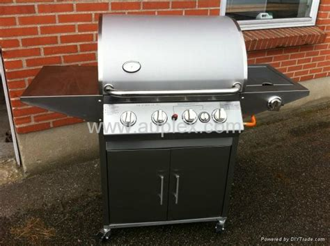Backyard Grill Manufacturer Ce Approval Outdoor Stainless Steel Gas Bbq Grill Au