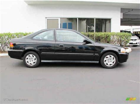 1997 honda civic ex coupe black pearl metallic 1997 honda civic ex coupe exterior