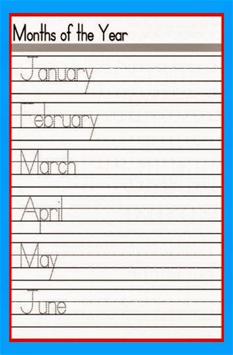printable handwriting worksheets for kindergarten kindergarten handwriting worksheets hand writing