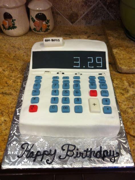 calculator cake cakecentralcom
