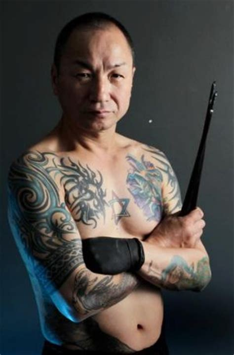 yakuza wife tattoo master to the yakuza needles locals