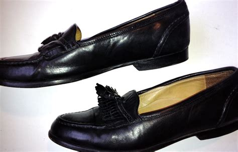 bragano cole haan loafers bragano cole haan black leather italy dress loafers mens