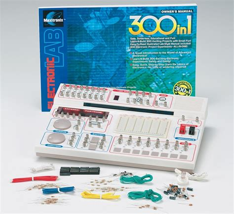 projects kits 300 in 1 electronic project lab educational toys planet