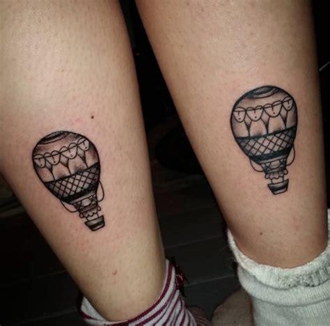 small hot air balloon tattoo 48 air balloon designs tattooblend