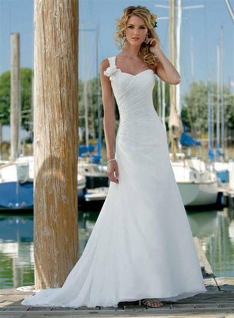 8 Beautiful Wedding Dresses For The Summer by Beautiful Wedding Dresses Summer 2012