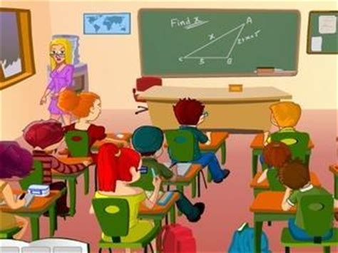 funny classroom 3 adventure flash game
