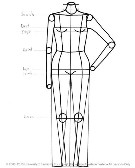 jean pants flat drawing university of fashion
