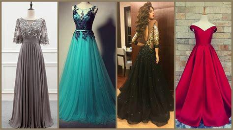 design ideas dress latest long net maxi prom dresses party wear long gown