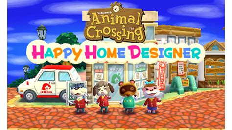 happy home designer department store animal crossing happy home designer nintendo official