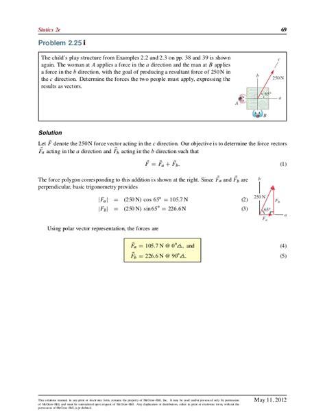 Engineering Mechanics Dynamics engineering mechanics dynamics solution manual tolg
