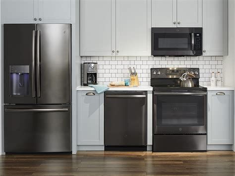 kitchen appliances nyc update your kitchen with ge premium finish appliances