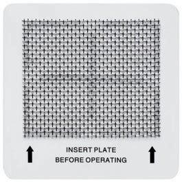 ozone plate  mammoth air air purifier