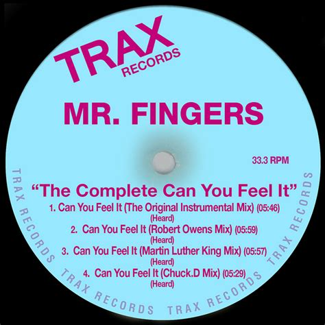 download mp3 can you feel it the complete can you feel it by mr fingers on mp3 wav