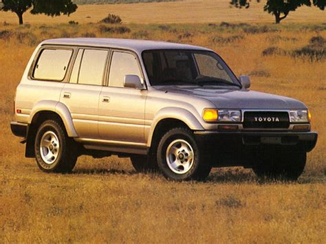 1993 toyota mpg 1993 toyota land cruiser specs safety rating mpg
