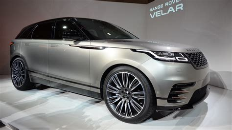 range rover velar white range rover velar coupe suv arrives this summer starts at