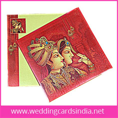 Wedding Card Design India by Indian Wedding Cards Design With Price Wedding Cards India
