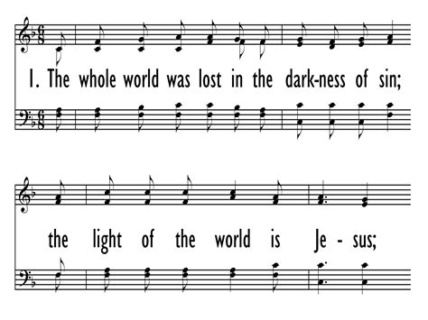 jesus is the light of the world lyrics the light of the world is jesus trinity hymnal 476