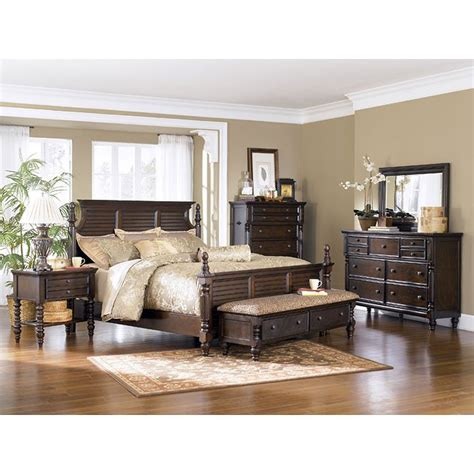 keytown bedroom set key town panel bedroom set millennium furniturepick