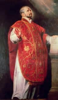 St Ignatius Ignatius Of Loyola Jesuits In Britain