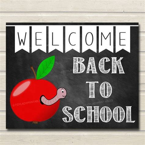 7 Signs You Are Popular In School by 25 Best Ideas About Welcome Back Sign On