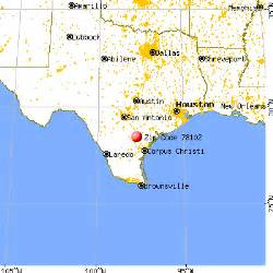 map of beeville beeville tx refinery parole officer in