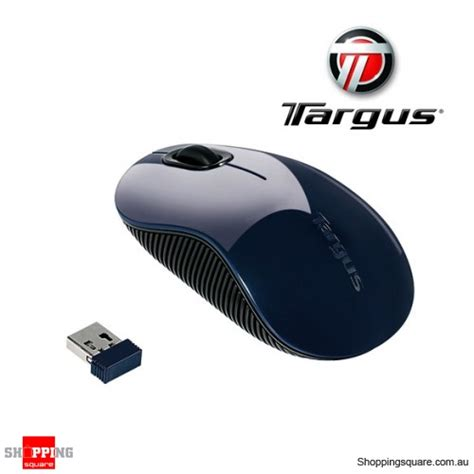 Mouse Targus W063 targus w063 wireless blue trace mouse shopping shopping square au bargain