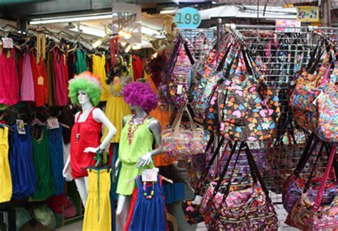 Kemeja Pattaya pasar pratunam wisata thailand