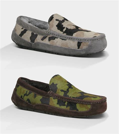ugg camo slippers camouflage ugg slippers not to be worn outside the home
